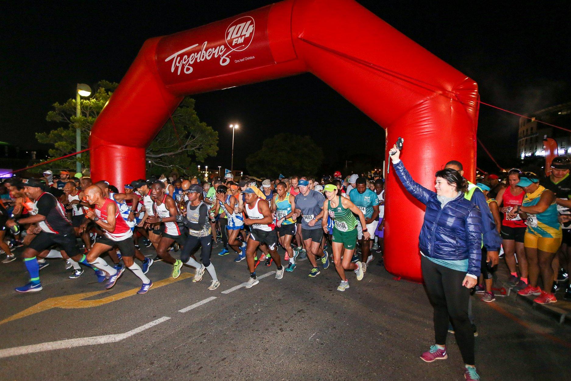 Tyger Run - Discovery Vitality Run Series