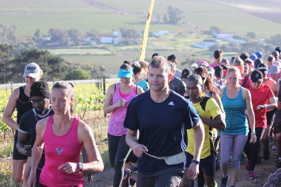 Durbanville Hills TrailFun